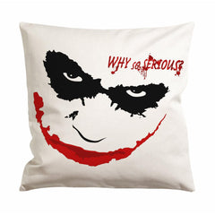 Joker Quotes Cushion Case / Pillow Case