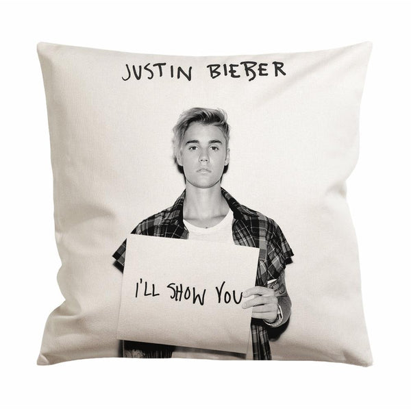 Justin Bieber I Will Show You Cushion Case / Pillow Case