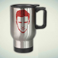 Justin Timberlake 14oz Stainless Steel Travel Mug