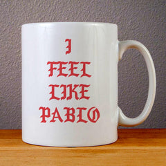 Kanye West I Feel Like Pablo Ceramic Coffee Mugs