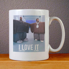 Kanye West and Lil Pump I Love It Ceramic Coffee Mugs