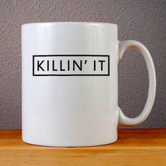 Killin It Ceramic Coffee Mugs