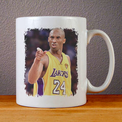 Kobe Bryant Ceramic Coffee Mugs