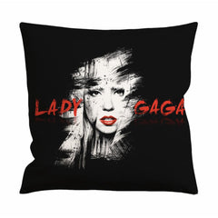 Lady Gaga Cushion Case / Pillow Case