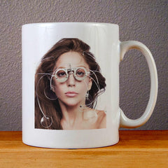 Lady Gaga Style Ceramic Coffee Mugs