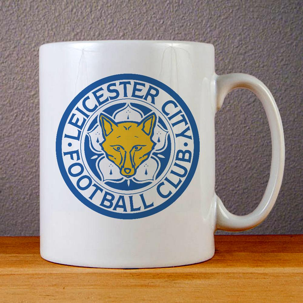 Leicester City FC Ceramic Coffee Mugs