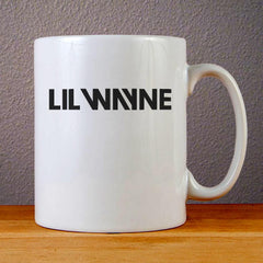 Lil Wayne Logo Ceramic Coffee Mugs