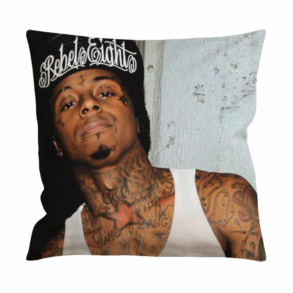 Lil Wayne Cushion Case / Pillow Case