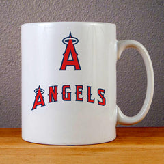 Los Angeles Angels Ceramic Coffee Mugs