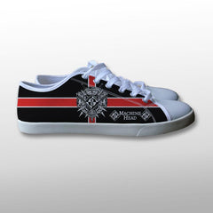 Machine Head Killers and Kings Canvas Shoes