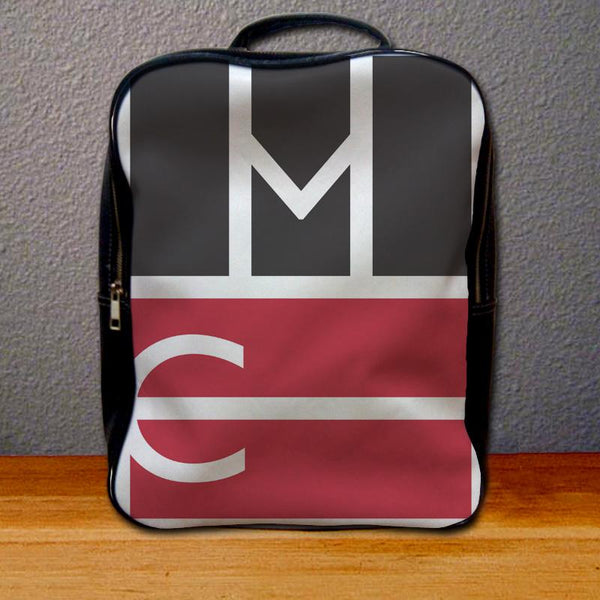 Magcon Boys Logo Backpack for Student
