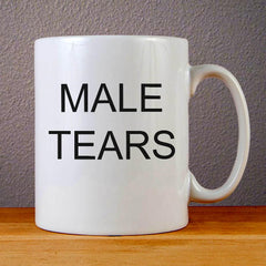 Male Tears Ceramic Coffee Mugs