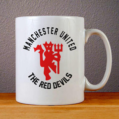 Manchester United The Red Devils Ceramic Coffee Mugs