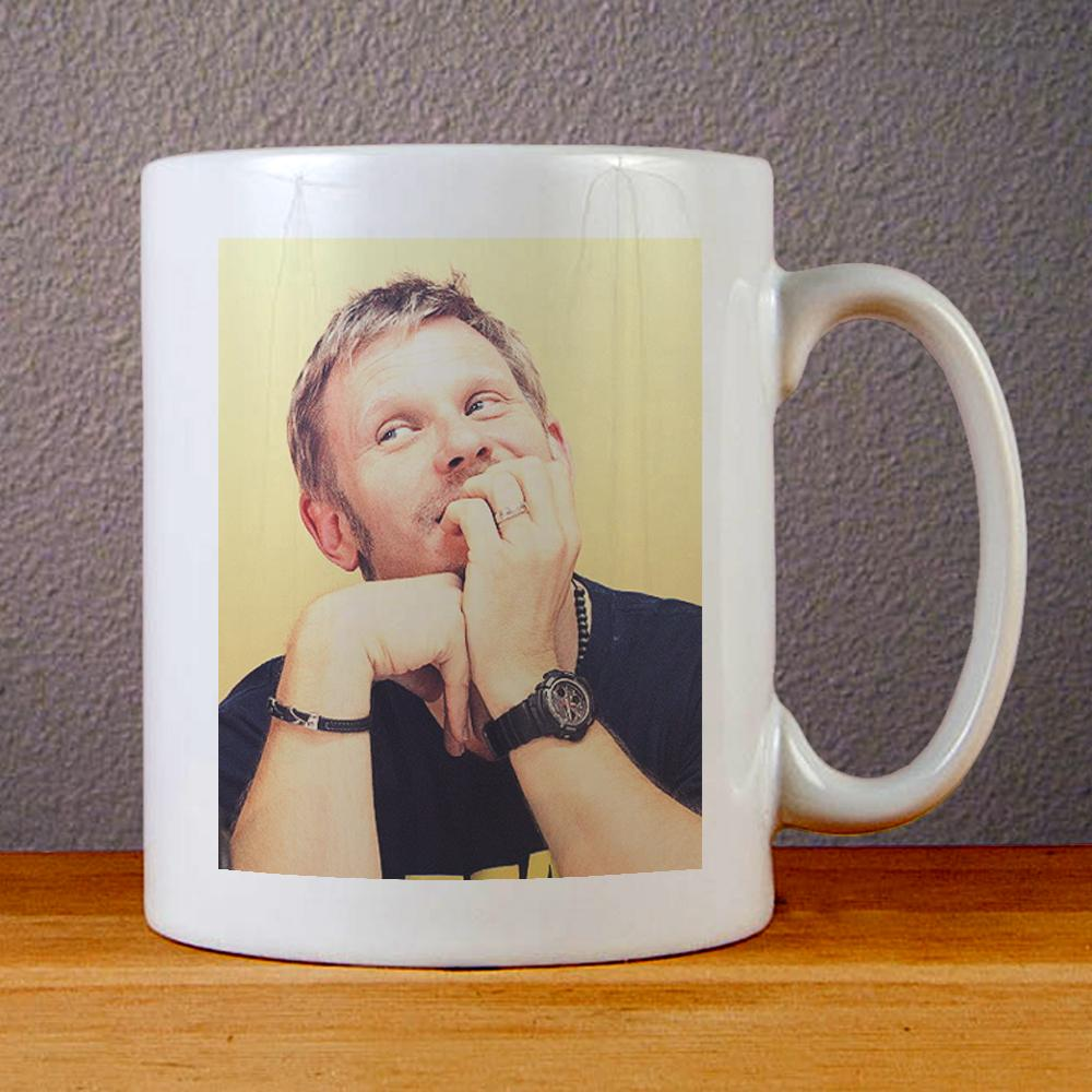 Mark Pellegrino Ceramic Coffee Mugs