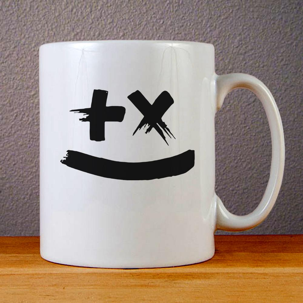 Martin Garrix Smiley Ceramic Coffee Mugs