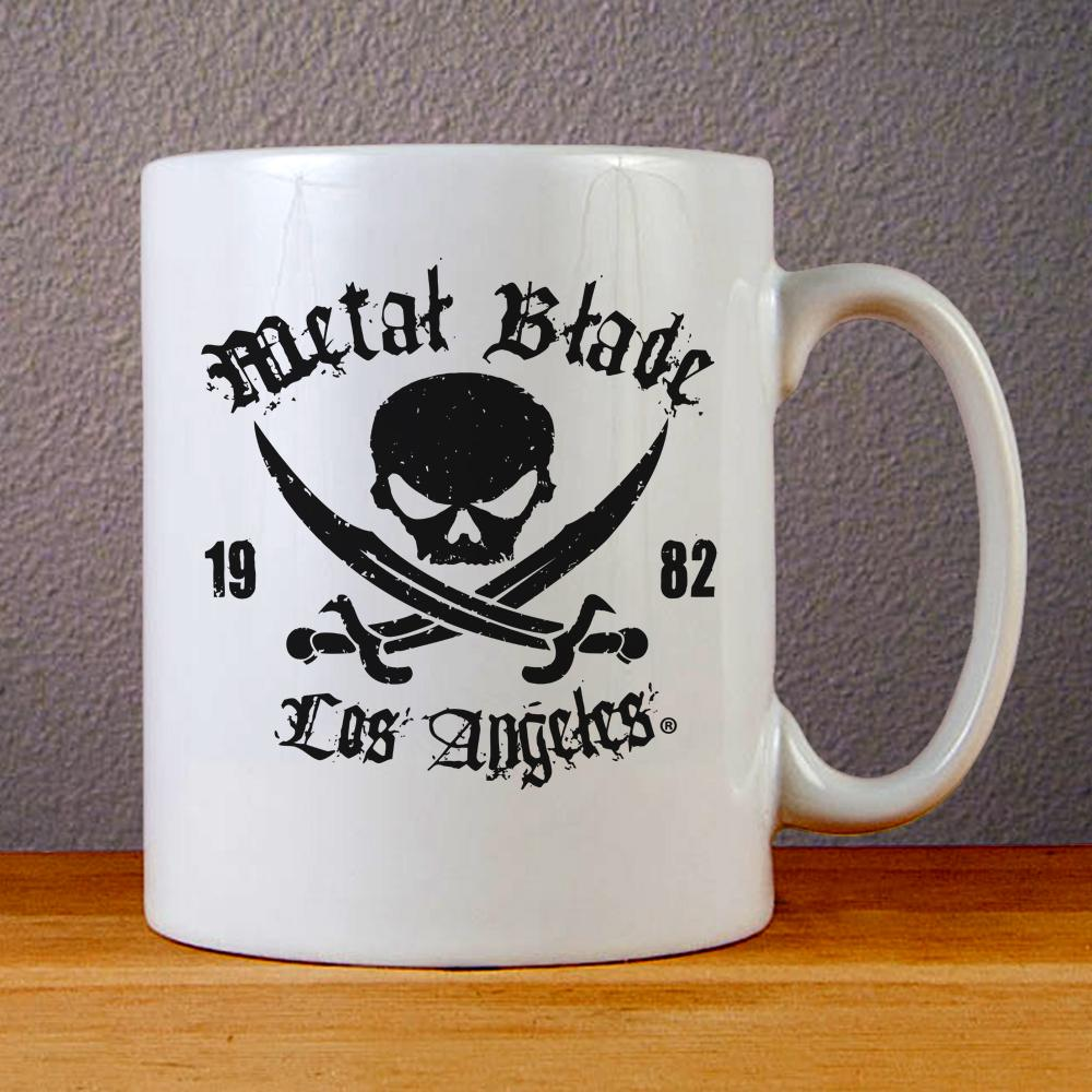 Metal Blade Records Ceramic Coffee Mugs