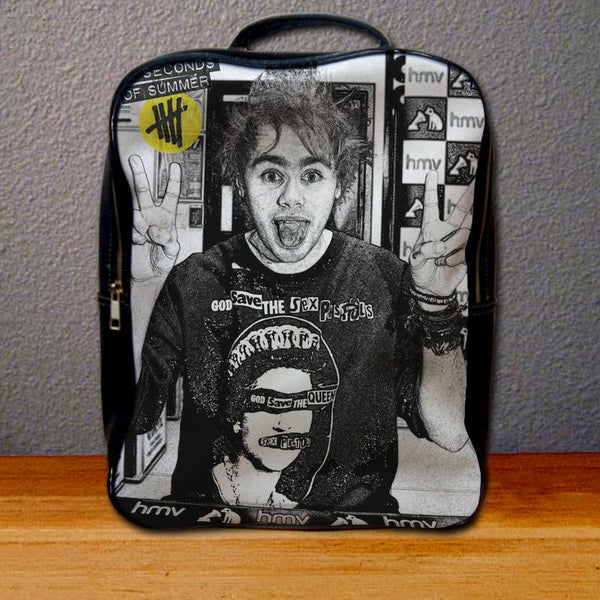 Michael Clifford 5SOS Backpack for Student