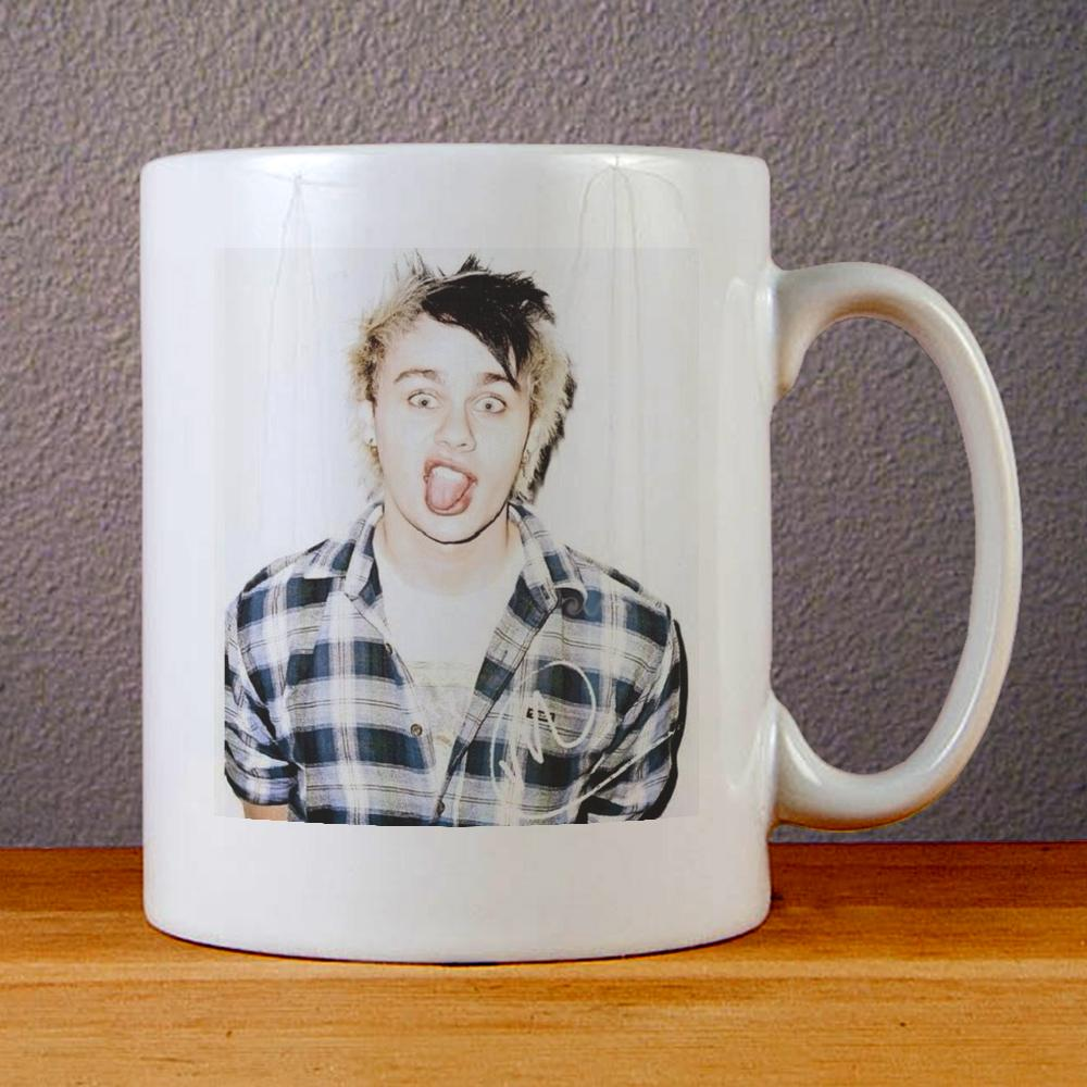 Michael Clifford 5 SOS Ceramic Coffee Mugs