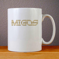 Migos Logo Ceramic Coffee Mugs
