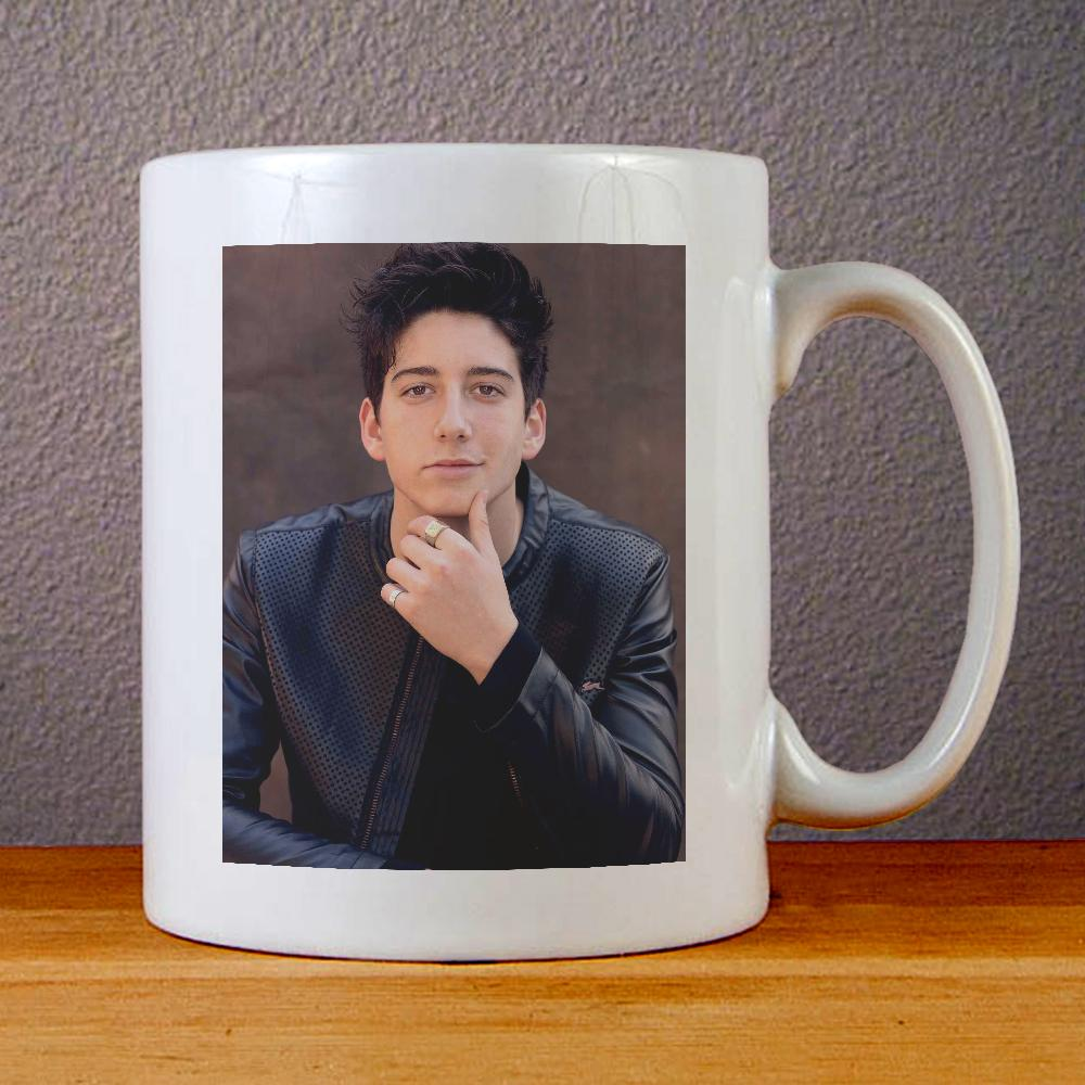 Milo Manheim Style Ceramic Coffee Mugs