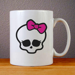 Monster High Logo Ceramic Coffee Mugs