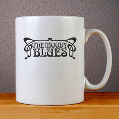 Moody Blues Logo Ceramic Coffee Mugs
