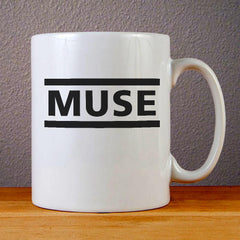 Muse Band Logo Ceramic Coffee Mugs