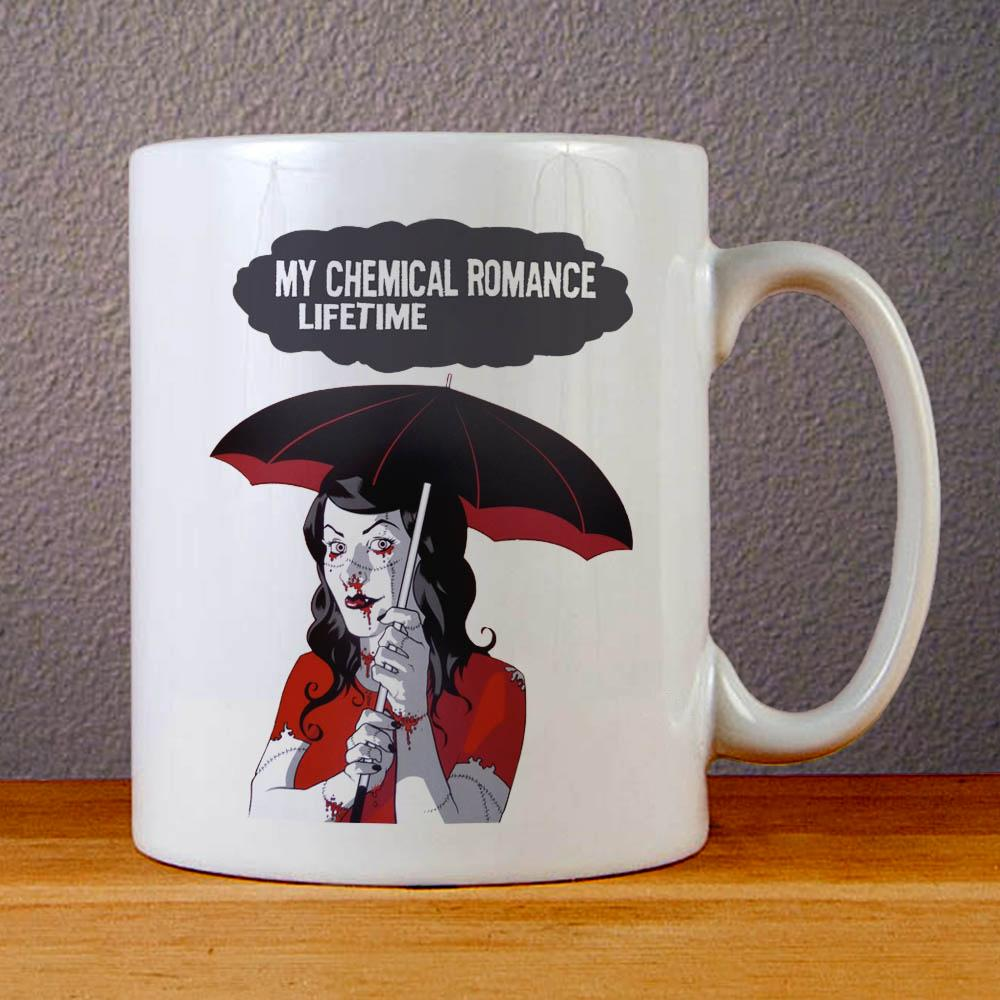 My Chemical Romance Lifetime Ceramic Coffee Mugs
