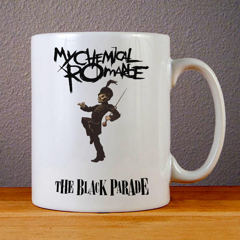 My Chemical Romance The Black Parade Ceramic Coffee Mugs