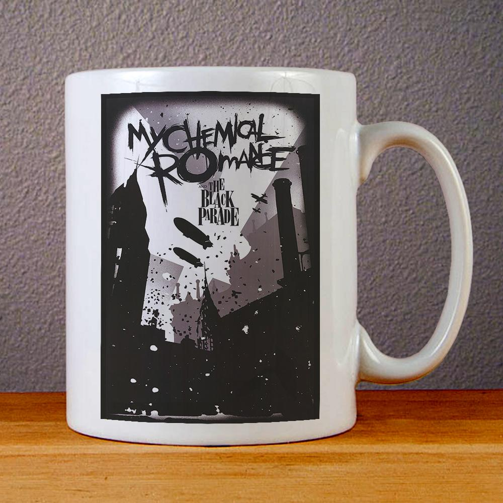 My Chemical Romance The Black Parade Poster Ceramic Coffee Mugs