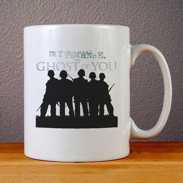 My Chemical Romance The Ghost of You Ceramic Coffee Mugs