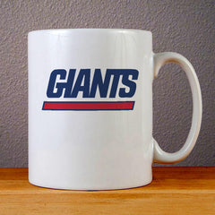 New York Giants Logo Ceramic Coffee Mugs
