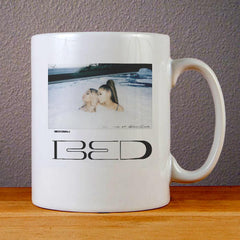 Nicki Minaj ft Ariana Grande Bed Ceramic Coffee Mugs