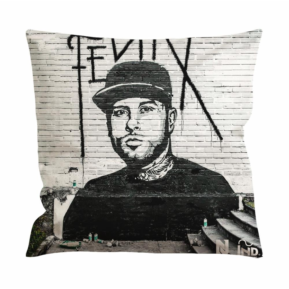 Nicky Jam Fenix Cushion Case / Pillow Case