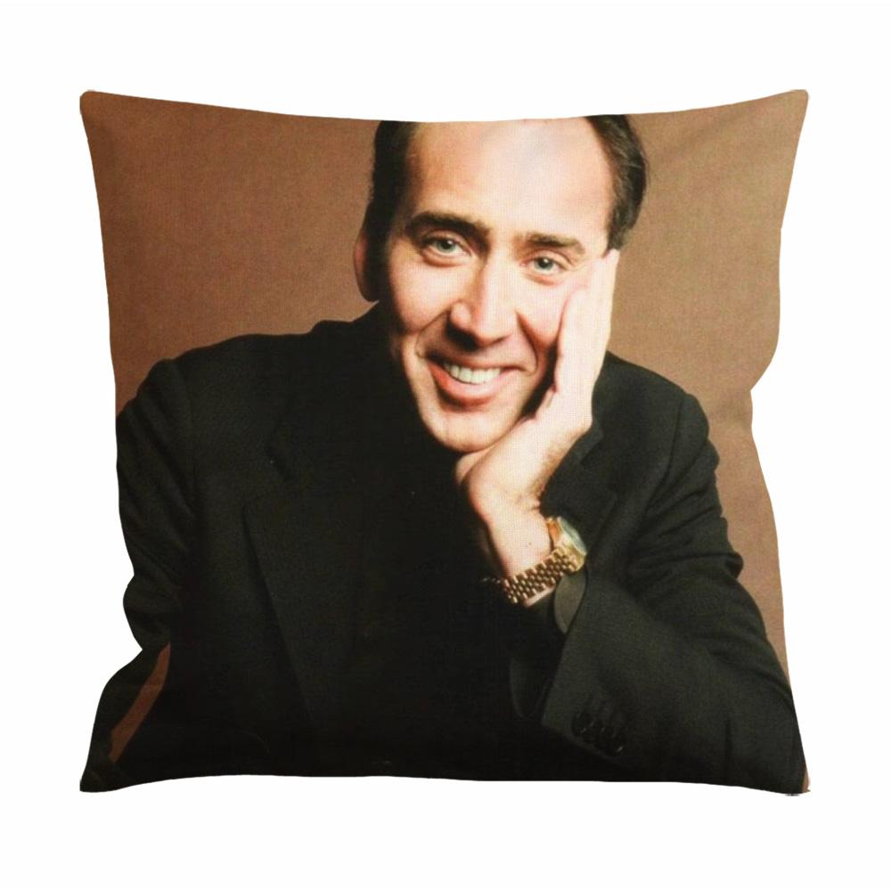Nicolas Cage Cushion Case / Pillow Case