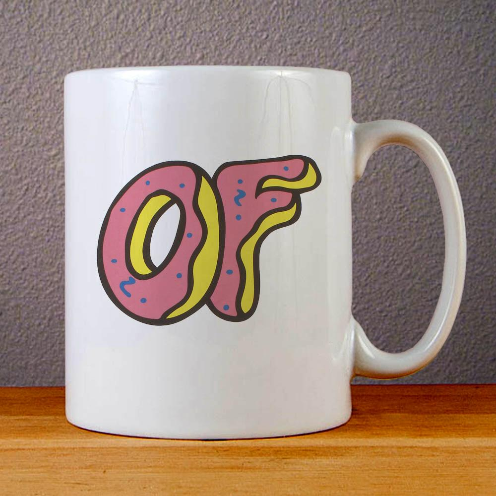 Odd Future Donut Ceramic Coffee Mugs