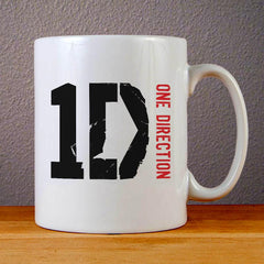 One Direction Ceramic Coffee Mugs