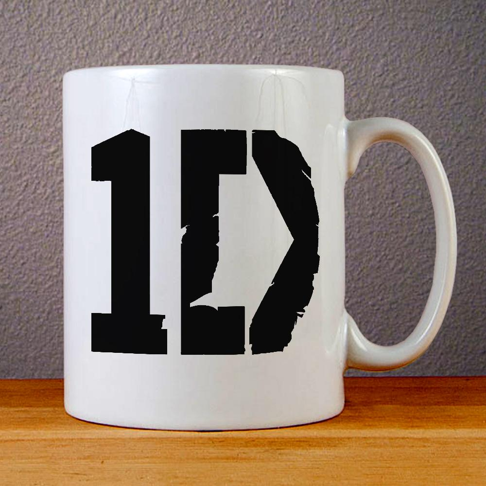 One Direction Logo Ceramic Coffee Mugs