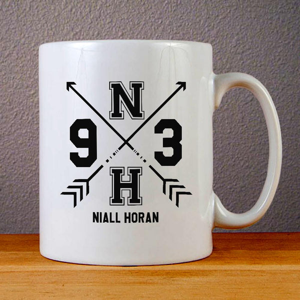 One Direction Niall Horan 1D Ceramic Coffee Mugs