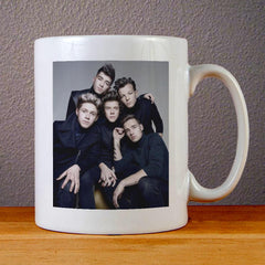 One Direction Poster Ceramic Coffee Mugs