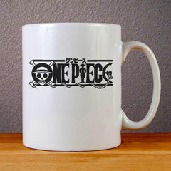 One Piece Ceramic Coffee Mugs
