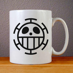 One Piece Logo Ceramic Coffee Mugs