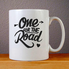 One for The Road Arctic Monkeys Ceramic Coffee Mugs