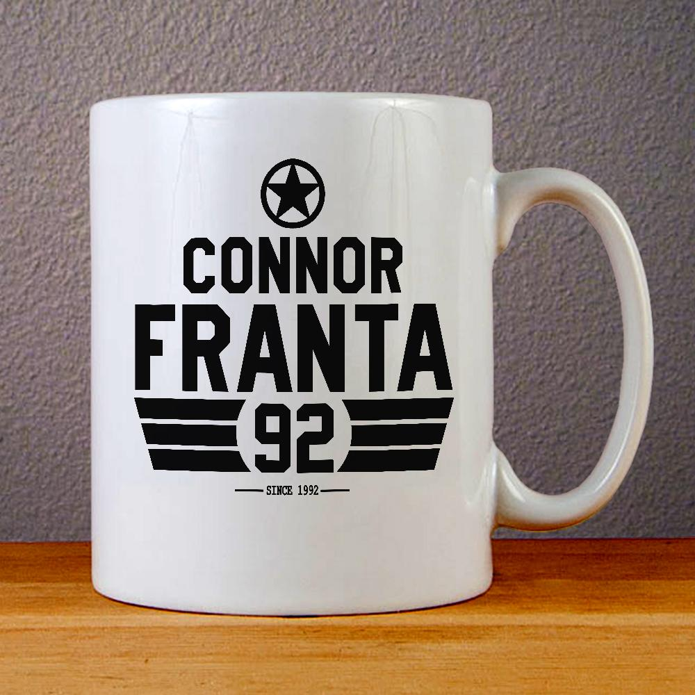 Our 2nd Life Connor Franta Ceramic Coffee Mugs