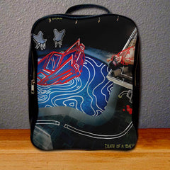 Panic At The Disco Death of a Bachelor Backpack for Student