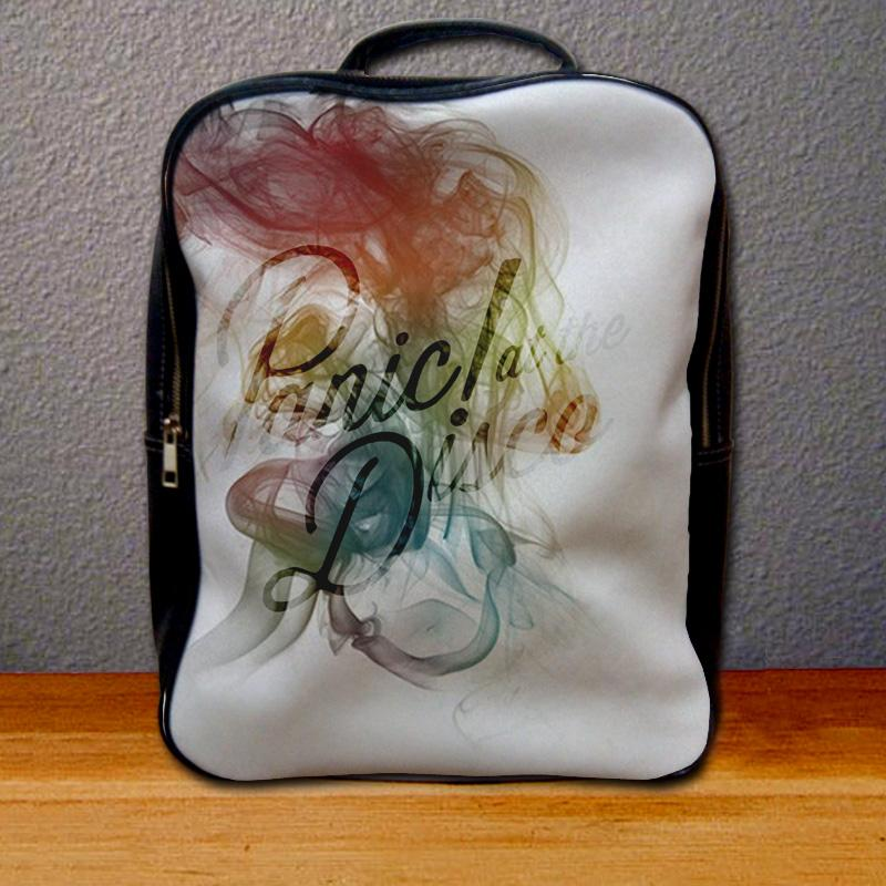Panic at The Disco Smoke Backpack for Student