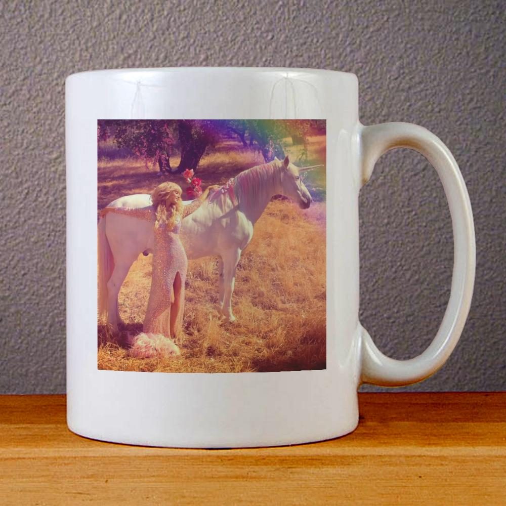 Paris Hilton Come Alive Ceramic Coffee Mugs