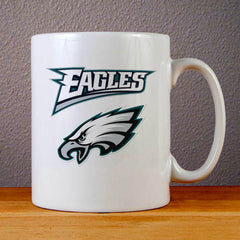 Philadelphia Eagles Ceramic Coffee Mugs