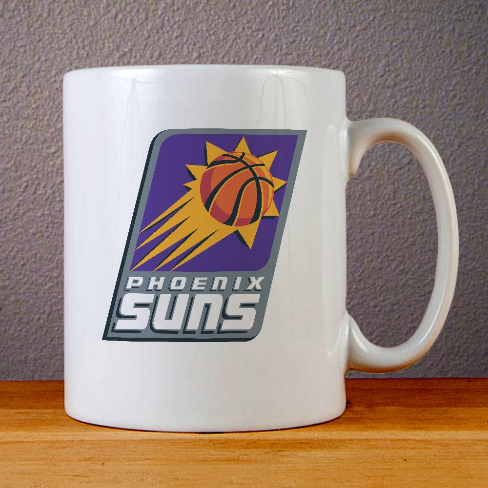 Phoenix Suns Logo Ceramic Coffee Mugs