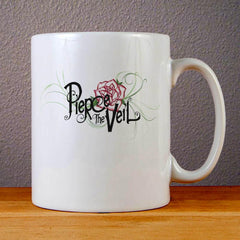 Pierce The Veil Logo Art Ceramic Coffee Mugs